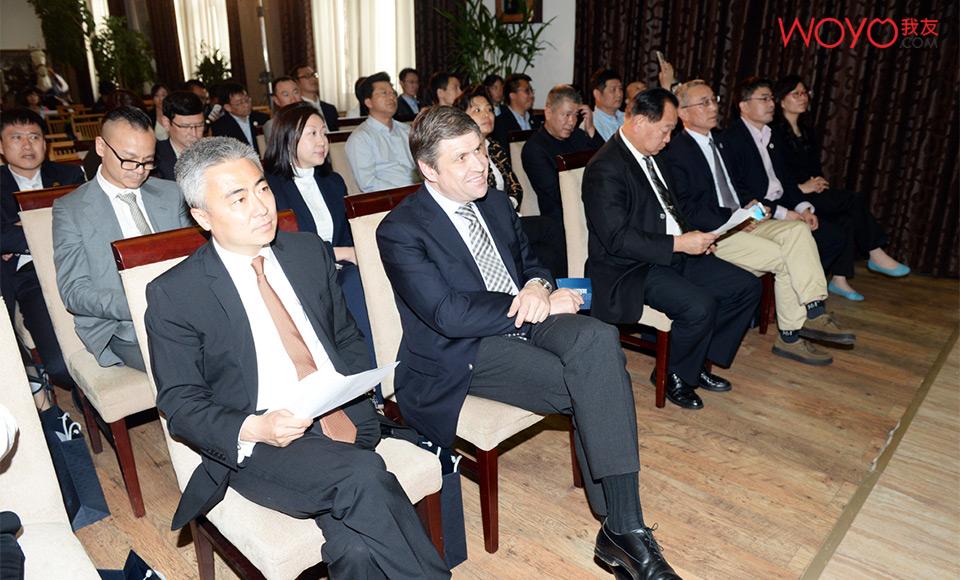 2015浪琴表中国马术巡回赛发布会会场