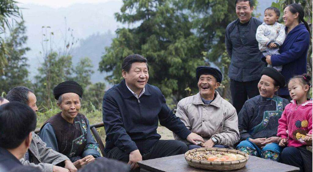 精准扶贫书写中国样本