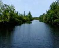 壮观秀丽的加拿大里多运河