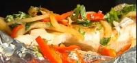 美味烤鲈鱼