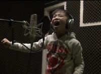 小正太唱《High歌》秒杀张伟