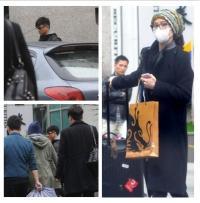 刘诗诗现身公寓门口 与吴奇隆前后脚出现疑同居