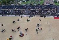 2015浪琴表中国马术巡回赛-赛场航拍02