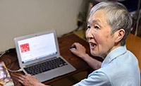 81岁奶奶自学编程